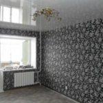 Пример ремонта трехкомнатной квартиры
