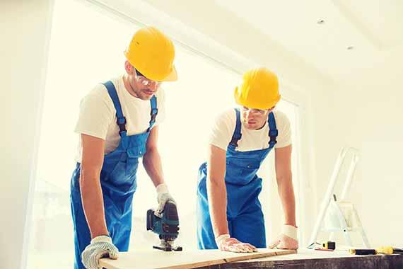 Квалифицированные специалисты по ремонту